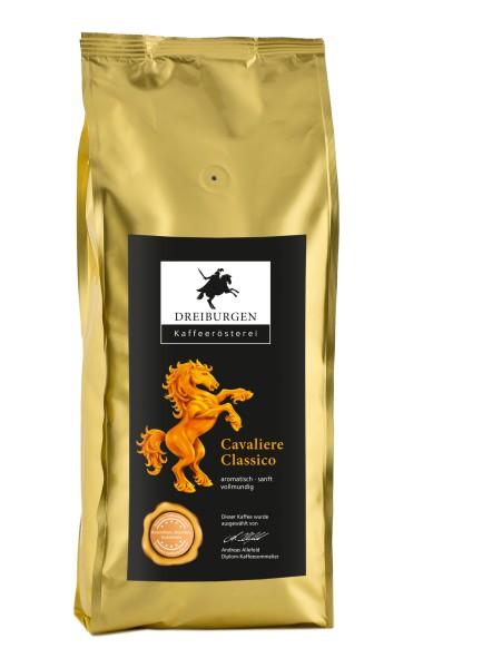 Cavaliere Classico - Gourmetkaffee