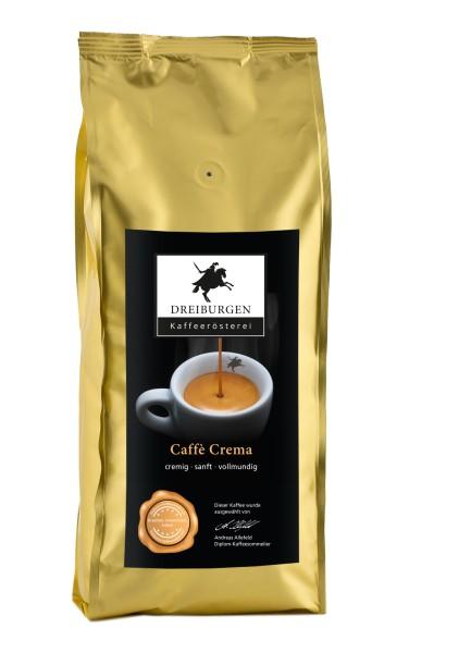 Cavaliere Crema - Gourmetkaffee