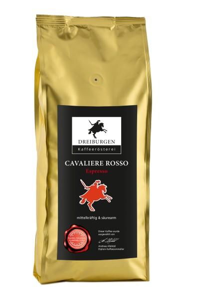 Cavaliere Rosso - Espresso